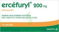 ERCEFURYL 200 mg Gélules Plq/12
