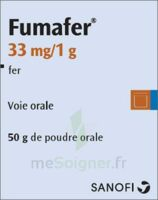 FUMAFER 33 mg/1 g, poudre orale