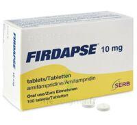FIRDAPSE 10 mg Comprimés Plq/100x1